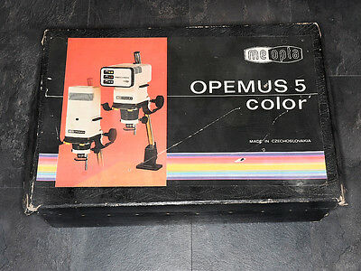 Meopta Opemus 5 Black & White Enlarger - Collection Only