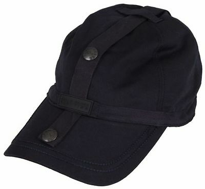 NEW Paul & Shark Hat Baseball Cap Sailing Cappello Berretto One Size BLUE NAVY