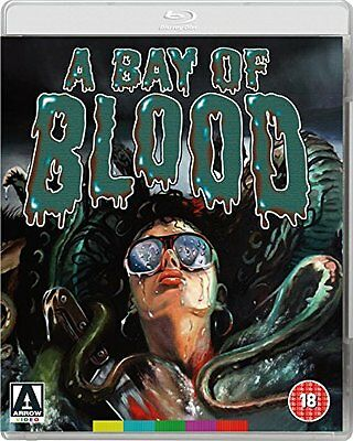 A Bay of Blood (1971) Blu-Ray BRAND NEW Free Ship - USA Compatible