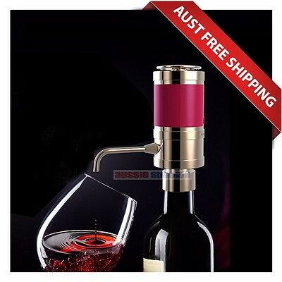 Aeropour Electric Wine Dispenser, Wine Aerator Pour, Brand New! Aussie Station