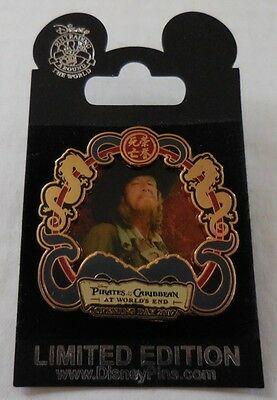Disney Pin WDSSB Pirates of the Caribbean At World's End-Opening Day 2007 LE750