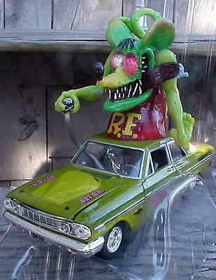 Matco Tools Ed Roth Rat Fink 1964 Ford Thunderbolt Muscle Car NHRA Drag Racing