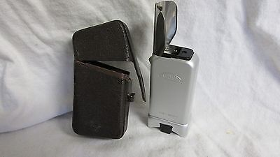 VINTAGE EARLY 1960s MINOX WETZLAR B SPY CAMERA FLASH IN CASE