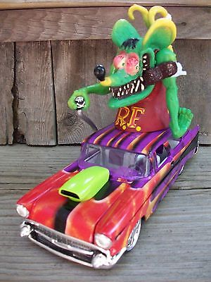 Matco Tools Ed Roth Rat Fink 1957 57 Chevy Nomad Wagon Muscle Street Machine LE