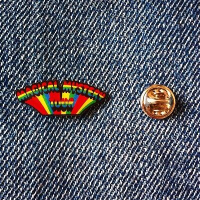 The Beatles Magical Mystery Tour Pin Badge