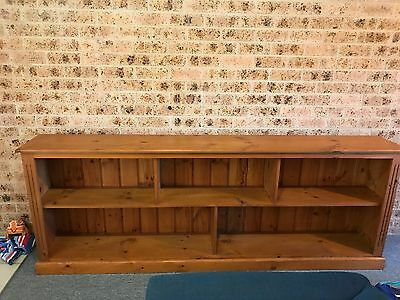 Bookcase - Wooden - Extra Long