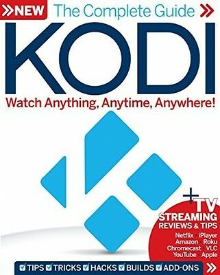 The Complete Guide To Kodi (Paperback)