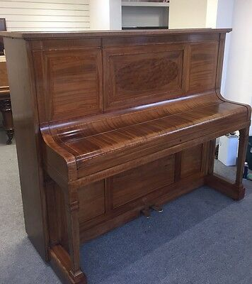 Bechstein Model 8 Upright - *Fully Reconditioned-5 Yr Guarantee*