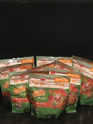 10 Sixteen Count Gain Flings Tropical Sunrise (160 Pods)