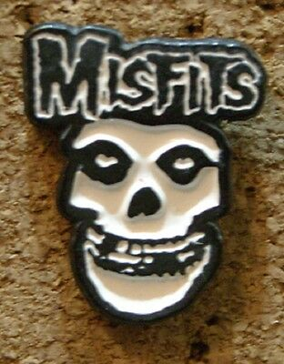 Pin Badge THE MISFITS  New BUY 5 and get 1 more Free of charge -Read description