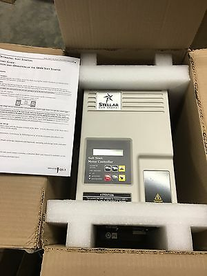 Automation Direct Stellar Sr44-30 Series Full-Featured Soft Starter 30A 230-460