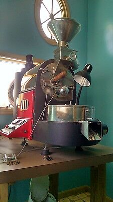 north tj-067 1kg gas coffee roaster