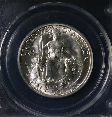 1936-D 50C San Diego Commemorative Half Dollar Uncirculated PCGS MS 65 4016335
