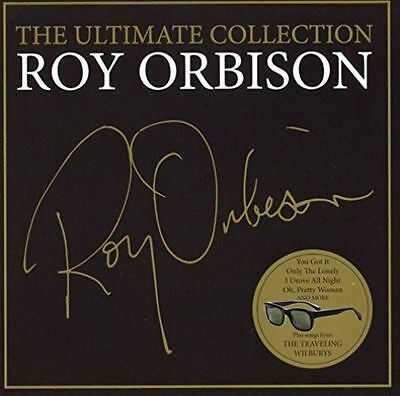 Roy Orbison The Ultimate Collection BRAND NEW SEALED CD