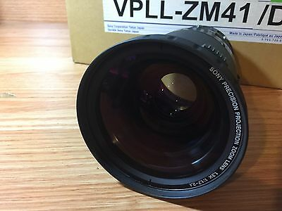 Sony VPLL-ZM41/D Precision Projection Zoom Lens - 1.3 x 1:1.7-2.1