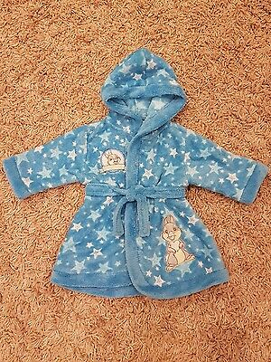 Baby Boys Dressing Gown ☆ Disney Thumper ☆ Immaculate condition