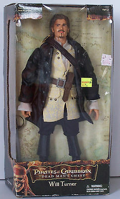 "12"" Will Turner, Pirates of the Caribbean, Dead Man's Chest."