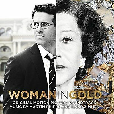 Woman In Gold - Hans Zimmer 180g COLOURED vinyl LP IN STOCK Soundtrack OST