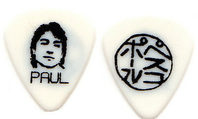 HALL & OATES Guitar Pick : Tour - Paul Pesco and picks concert