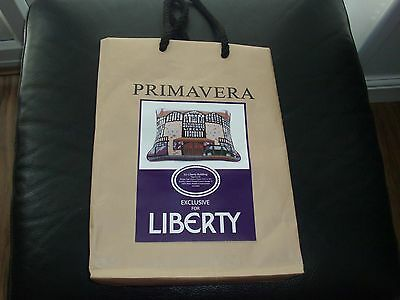 New Liberty Primavera Tapestry Kit Suitable For Cushion Htf