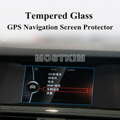Tempered Glass GPS Navigation Screen Protector For BMW 5 Series F10  GT F07