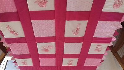 Hand Made baby Quilt