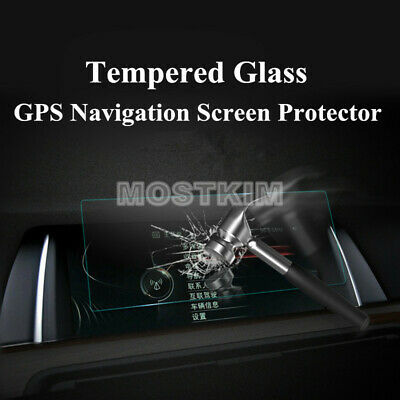 For BMW 5 Series F10 GT F07(11-15)Tempered Glass GPS Navigation Screen Protector