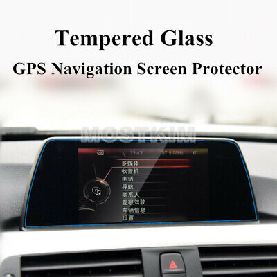 Tempered Glass GPS Navigation Screen Protector For BMW 1 2 3 Series F20 F22 F30
