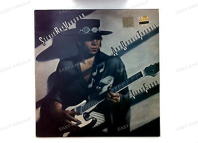 Stevie Ray Vaughan And Double Trouble - Texas Flood Europe LP 1983 //17