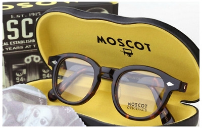 Moscot Lemtosh, Tortoïse, Taille S (New York)