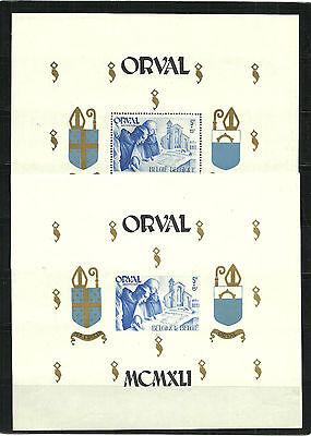 (T1-11)STAMPS,Belgium, MNH with some imperfections
