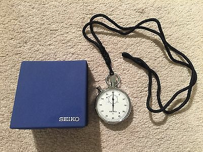 VINTAGE SEIKO 88-5111 SP Mechanical STOPWATCH Stop Watch Singapore