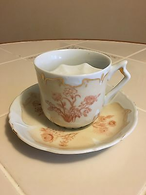 antique mustache cups