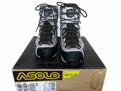 Asolo Alpinist Mountaineering Boots UK9 EU43 US9.5 RRP£220