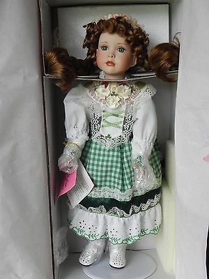 Kelly Treasury Collection Paradise Galleries Premier Edition porcelain doll