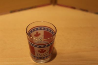 SHOT GLASS COLLECTION x 3 - AMSTERDAM, CANADA & I LOVE WEED