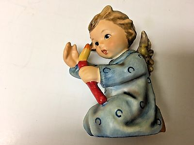 Vintage Goebel Hummel No 358   Shining Light Angel Figure