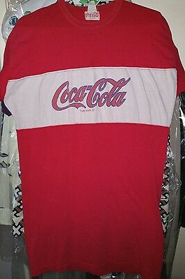 Coca-Cola Vintage Women's Night Shirt - Red & White One Size Fits All