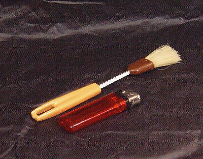Original 70er KUCHENPINSEL Sammlerstück shabby vintage kitchen tool brush
