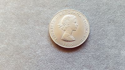 1965 British Commemorative Churchill Death Crown Coin No 325