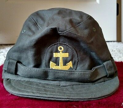 REPRO of WWII Japanese Marines Cap (Large) Brand New!