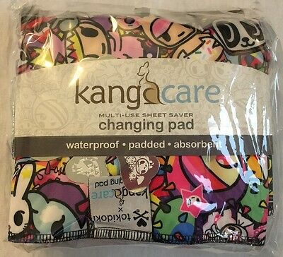 NWT Tokidoki x KangaCare Changing Pad (TokiJoy) Limited Edition Kanga Care
