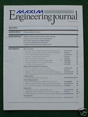 Maxim Engineering Journal - Volume 25