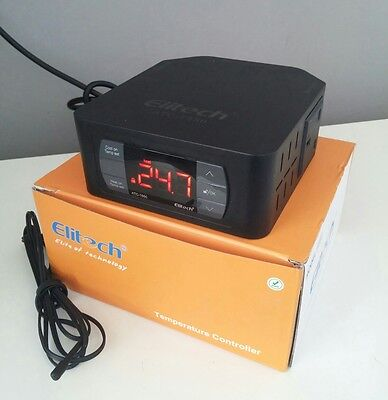 Elitech Atc-1550 Temperature Controller Marine Aquarium
