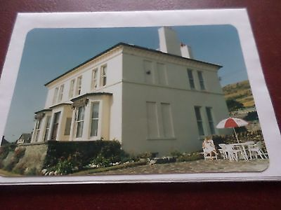 Postcard Fronoleu Hall Barmouth Merionethshire