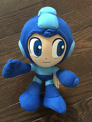 "Mega Man 10 Plush 8"" Great Eastern"