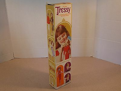 Vintage 60s Tressy Doll by American Character in Original Box