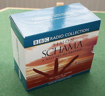 History of Britain Volume 3 by Simon Schama CD Audio Book