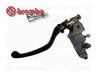 Brembo 14RCS Clutch Master Cylinder with Folding Lever 18 /19mm Pivot