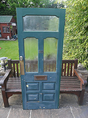 1930s / 20s Edwardian Front Door  800mm x 2030mm
